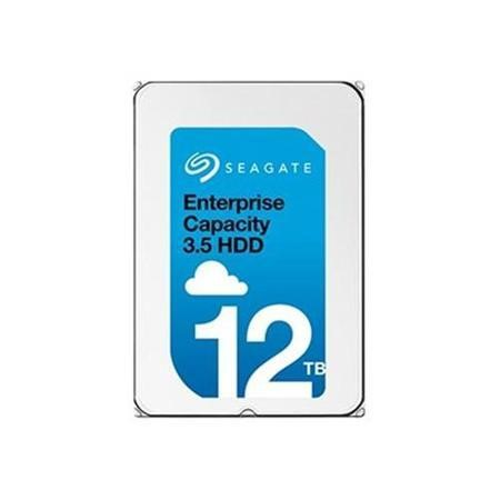"Seagate Exos 12TB X-Class Nearline Enterprise SAS 3.5"" 512E / 4KN Hard Drive"