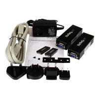 Startech VGA to Cat 5 Monitor Extender Kit 250ft/80m - VGA Cat5 Extender