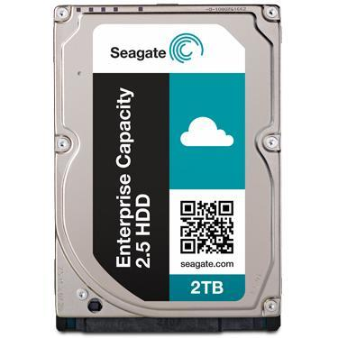 "Seagate Exos 2TB E-Class Nearline Enterprise SATA 2.5"" 512E Hard Drive"
