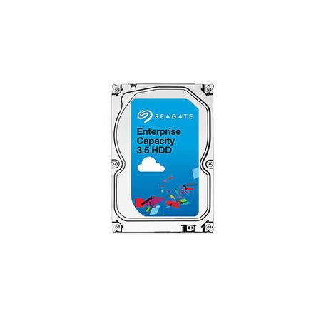 "Seagate Exos 6TB E-Class Nearline Enterprise SAS 3.5"" 512E Hard Drive"