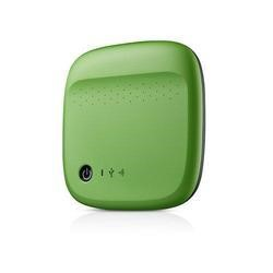 Seagate Wireless 500GB M-Storage Green