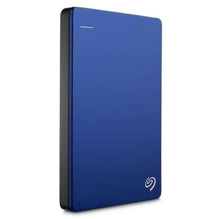 Seagate Retail BackUp Plus 2TB Portable Drive in Blue