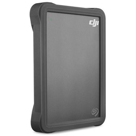 Seagate DJI Fly Drive 2TB Portable USB-C External HDD for Drone Footage