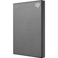 Seagate Backup Plus Slim External Hard Drive 1TB Grey