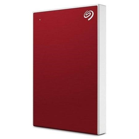 Seagate Backup Plus Slim 2TB Red Portable Hard Drive