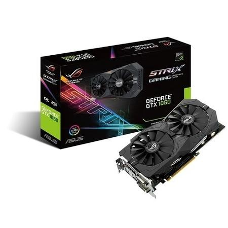 Asus ROG Strix GeForce GTX 1050 OC 2GB GDDR5 Graphics Card