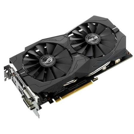 ASUS STRIX GeForce GTX 1050 Ti 4GB GDDR5 Graphics Card
