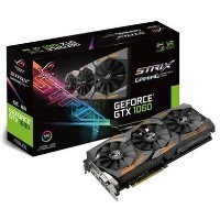 Asus Nvidia GeForce Strix GTX 1060 6GB OC GDDR5 PCI-E Graphics Card