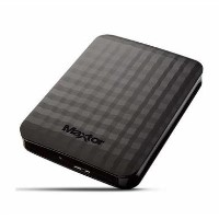 "Seagate Maxtor M3 2TB 2.5"" Portable External USB3 Hard Drive in Black"