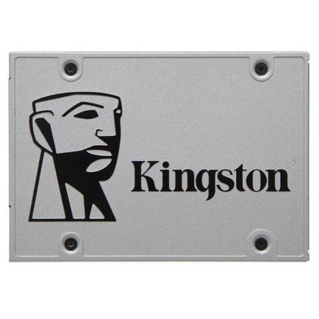 "Kingston SSDNow UV400 240GB 2.5"" SATA III 6Gb/s Internal SSD Upgrade Kit"