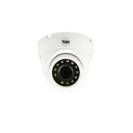 GRADE A1 - Yale Outdoor 1080p Smart Home Dome Camera