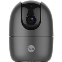 Yale Full 1080p HD Black Pan & Tilt Indoor WiFi Camera