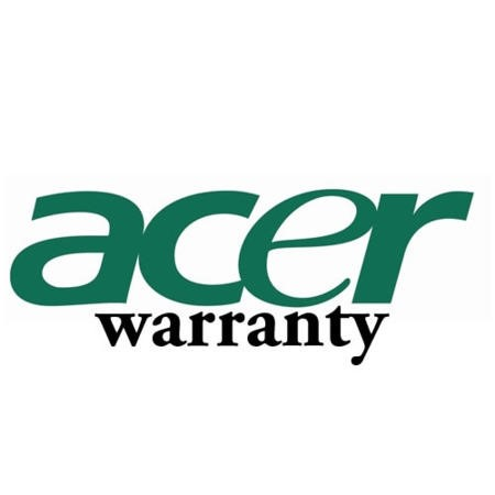 Acer 3 Years Carry-In + 1st Year Internatonal Travellers Warranty - Parts and Labour