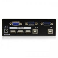 2 Port StarView USB KVM Switch