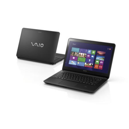 Refurbished Grade A1 Sony Vaio Fit E 14 4GB 500GB 14 inch Touchscreen Windows 8 Laptop