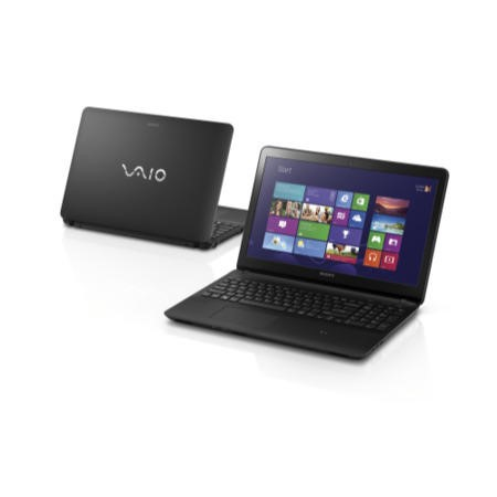 Refurbished Grade A1 Sony Vaio Fit E 15 Core i5 4GB 750GB Windows 8 Laptop in Black