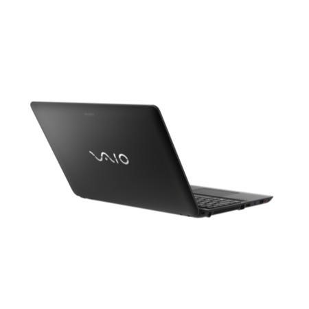 Refurbished GRADE A1 - As new but box opened - Sony VAIO Fit E 15 4GB 500GB 15.5 inch Windows 8 Laptop in Black