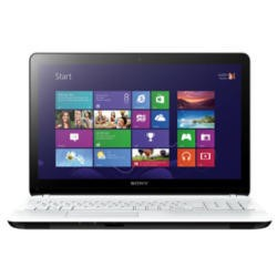Refurbished Grade A1 Sony VAIO Fit E 15 Core i5 4GB 500GB Windows 8 Touchscreen Laptop in White