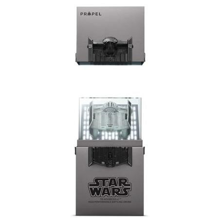 Propel Star Wars Battling Quadcopter Tie Advanced X1