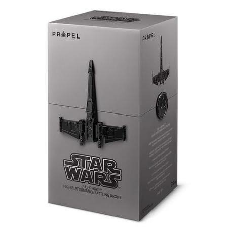 Propel Star Wars Battling Quadcopter T-65 X Wing Star Fighter