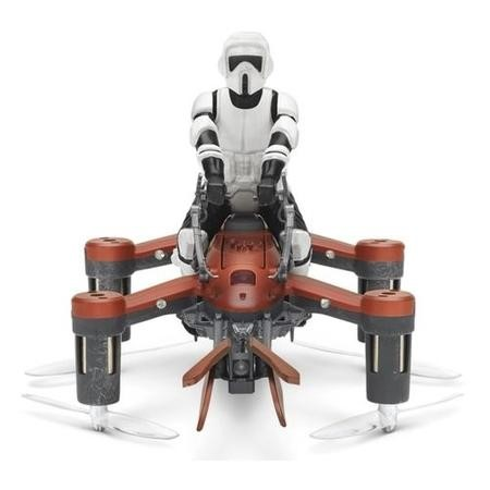 SW-1003 Propel Star Wars Battling Quadcopter 74-Z Speeder Bike
