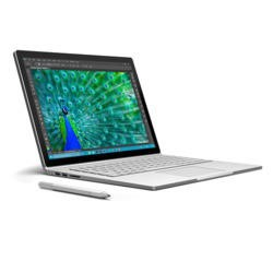 GRADE A1 - As new but box opened - Microsoft Surface Book Core i7-6600U 16GB  512GB HDD 13.5 Inch Windows 10 Professional Laptop