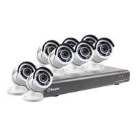 Swann 16channel 8camera 1080P CCTV kit