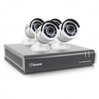 Swann DVR4-4550 4 Channel HD 1080p Digital Video Recorder with 4 x PRO-T835 1080p Cameras & 1TB Hard Drive