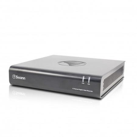 Box Open Swann DVR4-1580 4 Channel HD 720p Digital Video Recorder with 2 x PRO-T835 720p Cameras & 500GB Hard Drive