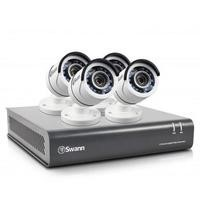 Swann CCTV System - 8 Channel 1080p DVR with 4 x 1080p Cameras & 2TB HDD
