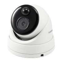 Swann NHD-866 5 Megapixel Super HD Thermal Sensing Dome IP Camera - 1 Pack