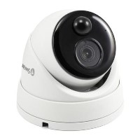 Swann NHD-866MSD 4K Ultra HD Thermal Sensing Dome Camera - Single Pack