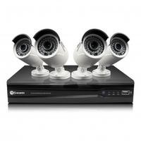 Swann CCTV System - 8 Channel 4MP NVR with 4 x 4MP Cameras & 2TB HDD