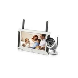 "Swann NVW-470 Wifi 7"" LCD and 720p IP 1 Camera Kit"