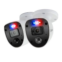 Swann 1080p HD Enforcer Analogue Bullet Camera - 2 Pack