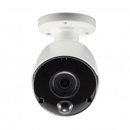 Swann Thermal Sensing 3MP Super HD PIR Bullet Cameras with 30m Night Vision - 2 pack