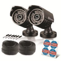 Swann PRO-735 Multi-Purpose Bullet Camera Twin Pack