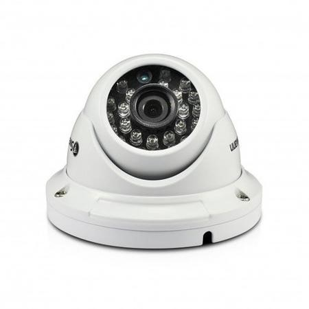GRADE A1 - Swann PRO-H856 1080p HD Multi-Purpose Day/Night Dome Camera - Night vision up to 100ft - Twin Pack