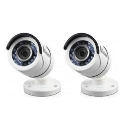 Swann PRO-T853 Pack of 2 - 1080p HD Bullet Camera - Day/Night Vision 100ft/30m