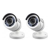 Box Open Swann PRO-T853 HD 1080p Bullet Camera - Day/Night Vision 100ft/30m - Twin Pack