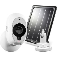 Swann 1080p HD Wireless Security Camera with Adjustable Mount & Solar Panel Bundle