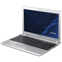 "Pre Owned Samsung NP-RV511-A09UK  15.6"" Intel Core I3-380M 320GB 3GB Windows 10 In Silver/Black Lapto"