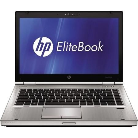 "T1/L8440PI7-4-320 Pre Owned HP EliteBook 8440p 14"" Intel Core i7 2.66Ghz 4GB 320GB DVD-RW Windows 10 Pro Laptop"