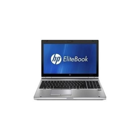 "T1/WX788AV Refurbished HP EliteBook 8560P 15.6"" Intel Core i7 2.7GHz 4GB 500GB DVD-RW Windows 10 Professional Laptop"