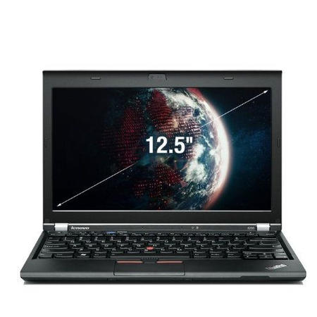 "T1/X230 Refurbished Lenovo X230 12.5"" Intel Core i5-3320M 4GB 128GB SSD Windows 10 Professional Laptop"