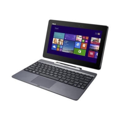 Refurbished Grade A1 Asus Transformer Book T100TA Intel Atom Z3740 QC 2GB 32GB SSD 10.1 Inch HD Touchscreen Windows 8.1  2 in 1 Convertible 10.1 Inch Tablet Laptop