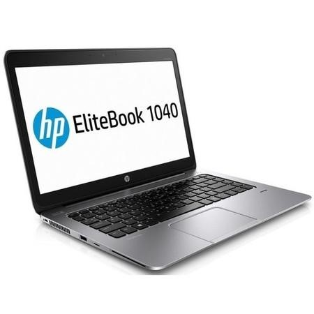 T1/1040G1i58GB256GBW10P Refurbished HP EliteBook Folio 1040 G1 Core i5 4300U 8GB 256GB 14 Inch Windows 10 Professional Laptop