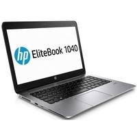 Refurbished HP EliteBook Folio 1040 G1 Core i5 4300U 8GB 256GB 14 Inch Windows 10 Professional Laptop