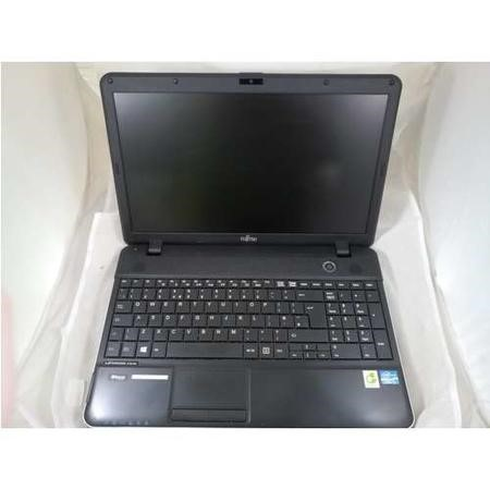 "T1/393452 Refurbished FUJITSU LIFEBOOK A512 INTEL CORE I3-3110M 4GB 500GB Windows 10 15.6"" Laptop"