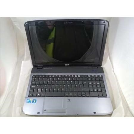 "T1/393854 Refurbished ACER ASPIRE 5740 INTEL CORE I3-330M 3GB 250GB Windows 10 15.6"" Laptop"